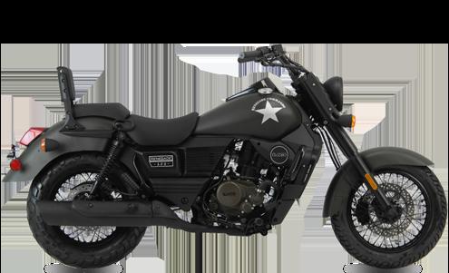 UM Commando 125cc