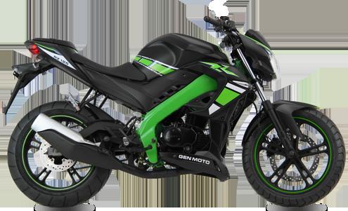Genata RZ 125cc