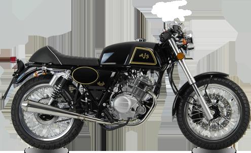 AJS Clubman 125cc