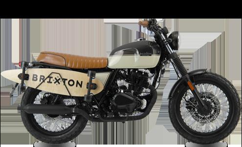 Brixton SK8 125cc