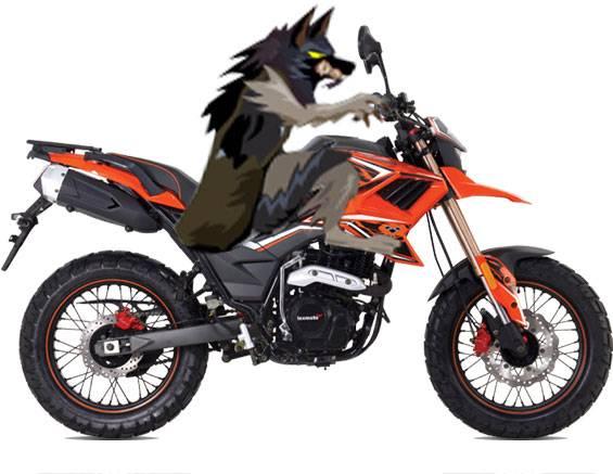 motorcycles Adventure