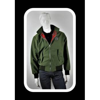 Royal Alloy Harrington Jacket Olive XL