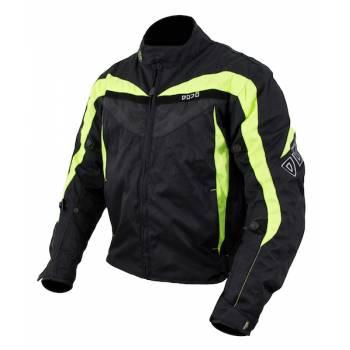 DOJO miura jacket black /yellow M