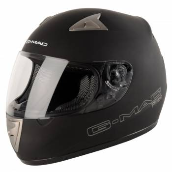 GMAC PILOT SATIN FULL FACE HELMET