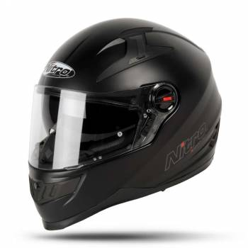 UNO 2200 BLACK FULL FACE HELMET
