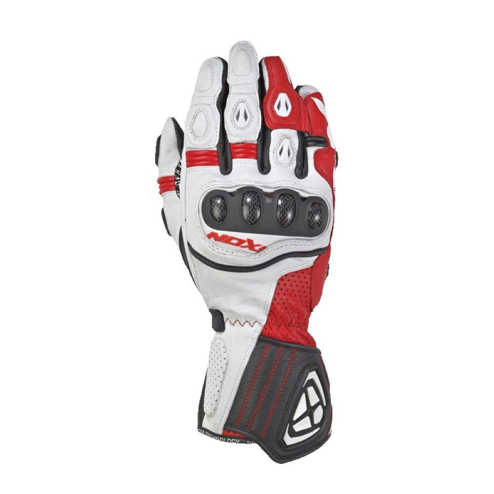 IXON RS TILT BLACK WHITE RED L