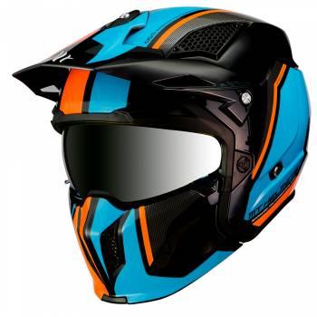 STREETFIGHTER black /blue XL