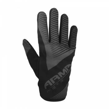 motorcross glove greyx L